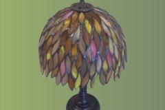 011 lampy witrażowe