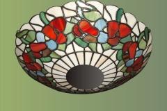 018 lampy witrażowe