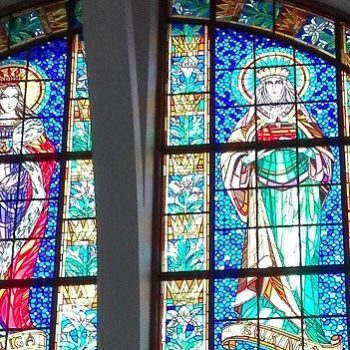 Witraże sakralne – kościelne