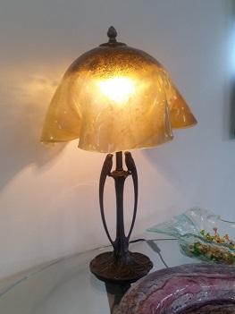 Lampy szklane fusing