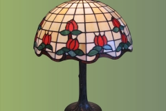 017 lampy witrażowe