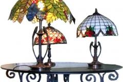 023 lampy witrażowe