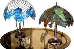 028 lampy witrażowe