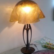 Lampa szklo fusingowe