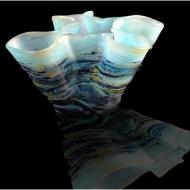 szklo-artystyczne-dekoracyjne-wazon-fusing